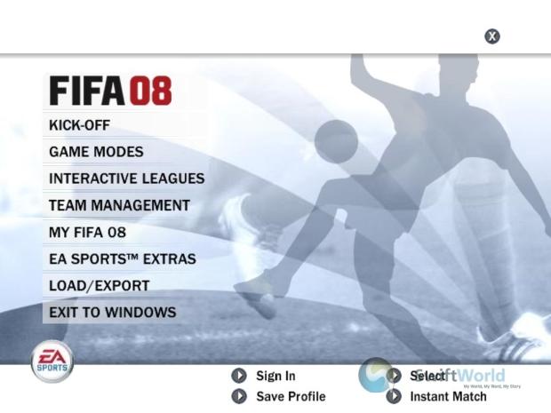 FIFA 2008 Full Version