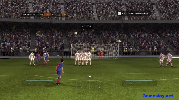 FIFA 2009 Video Game