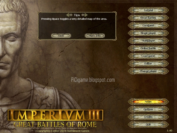 Imperivm III The Great Battles Of Rome Full Version