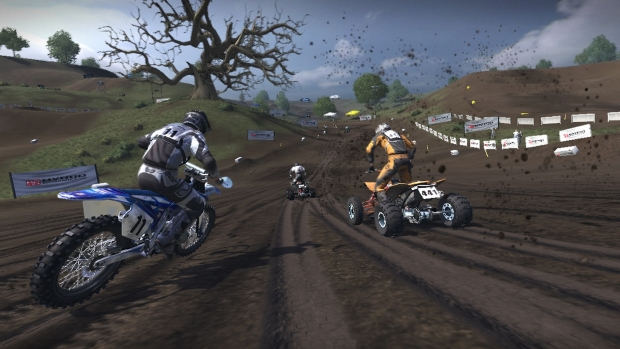 MX vs. ATV Unleashed Screenshots