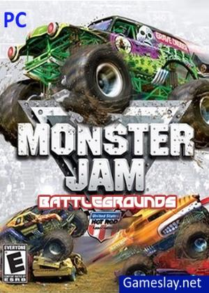 Monster Jam Battlegrounds Full Version Free Download