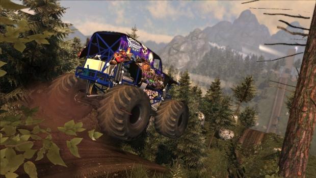 Monster Jam Battlegrounds Video Game
