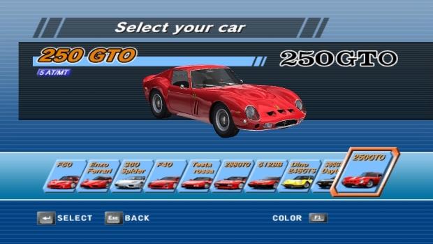 sega outrun 2006 coast 2 coast pc download