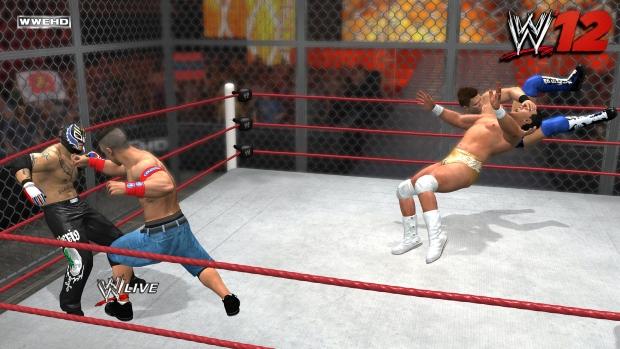WWE 12 Video Game