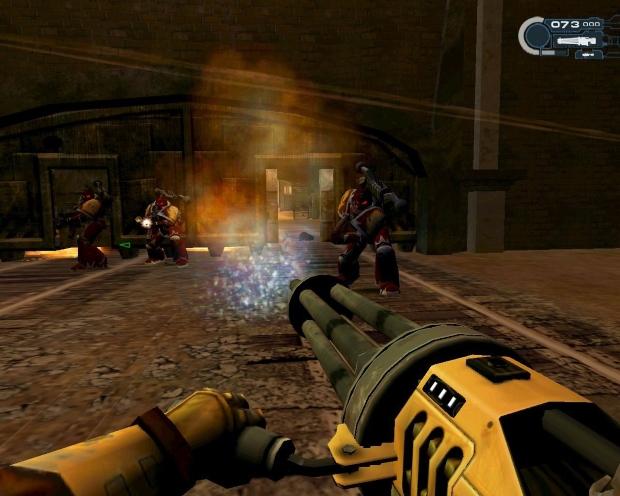 Warhammer 40,000 Fire Warrior Screenshots