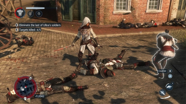 Assassins Creed Liberation Video Game
