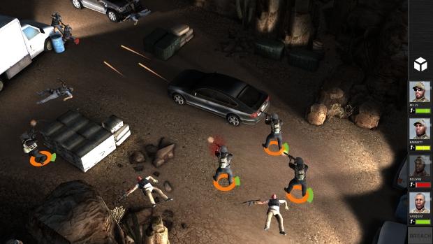 Breach And Clear Screenshot