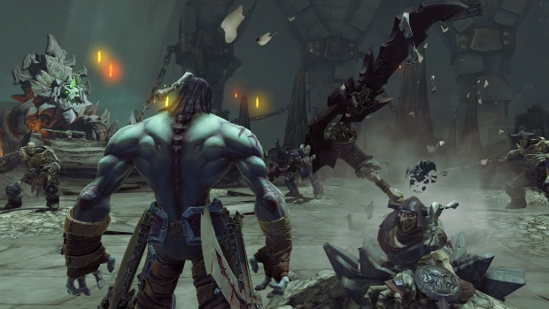 Darksiders 2 Deathinitive Edition Video Game