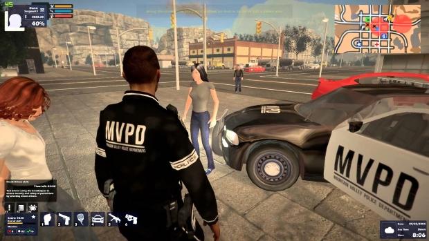Enforcer Police Crime Action Full Version