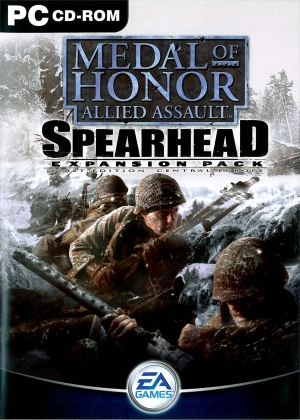 Medal of Honor Allied Assault : Spearhead + Multiplayer Patch (2002) PC