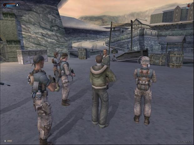 Second Sight Full Screenshot
