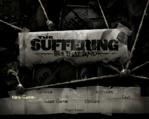 The Suffering Ties That Bind Full Version
