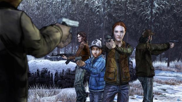 The Walking Dead Season Two Screenshot