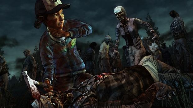 The Walking Dead Season Two Video Game