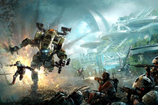 Titan Fall 2 Screenshots