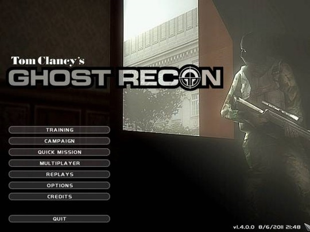 Tom Clancys Ghost Recon Full Version