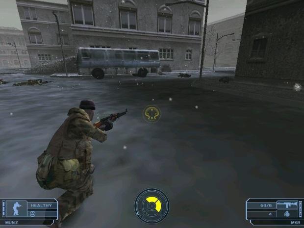 Tom Clancys Ghost Recon Screenshot