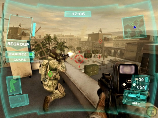 Tom Clancys Ghost Recon Video Game