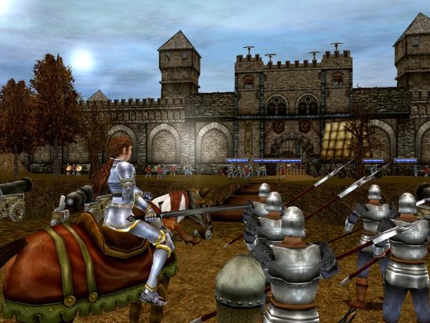 Wars And Warriors Joan Of Arc Screenshot