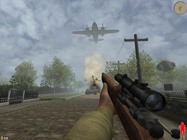 World War II Sniper Call to Victory Screenshots