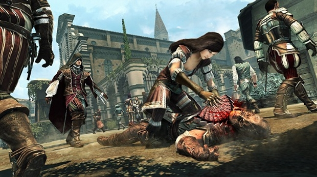 Assassins Creed Brotherhood Video Game