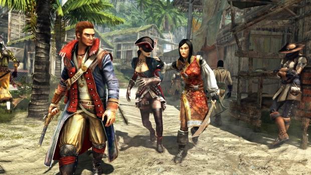 Assassins Creed IV Black Flag Screenshot
