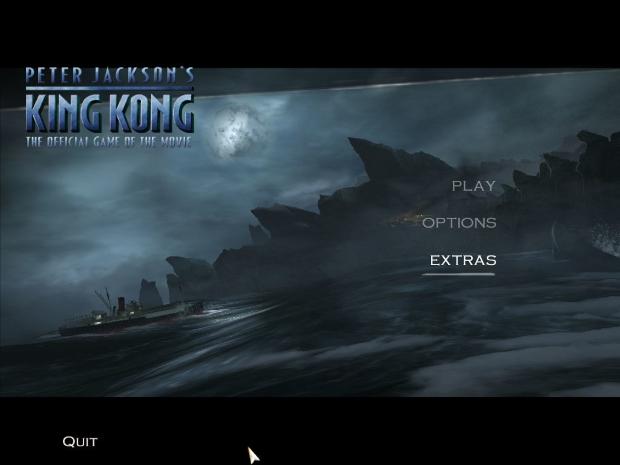 Peter Jackson's King Kong Full Version