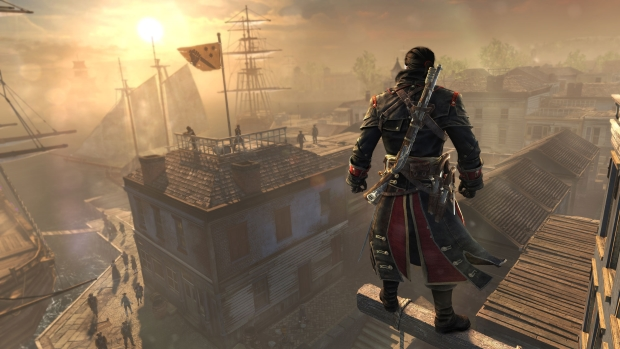 Assassins Creed Rogue Video Game