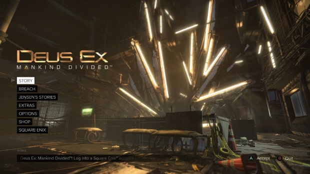 Deus Ex Mankind Divided Full Version