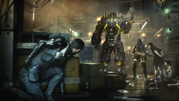 Deus Ex Mankind Divided Video Game