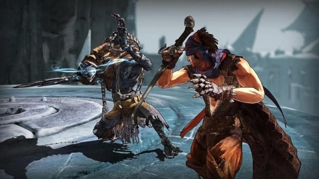 Prince of Persia 2008 Screenshot