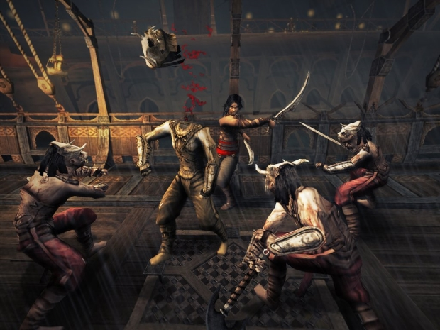 Prince of Persia Warrior Within Video Game