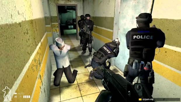 SWAT 4 Screenshots