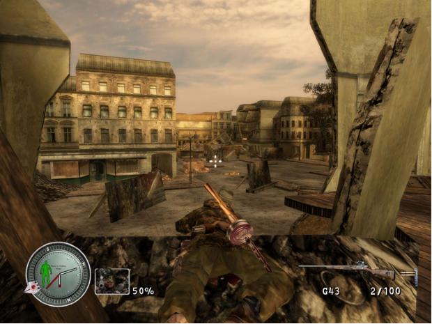 Sniper Elite Video Game