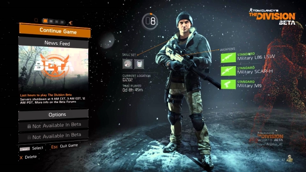 Tom Clancys The Division Full Version