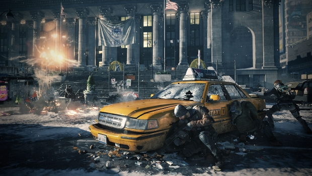 Tom Clancys The Division Video Game