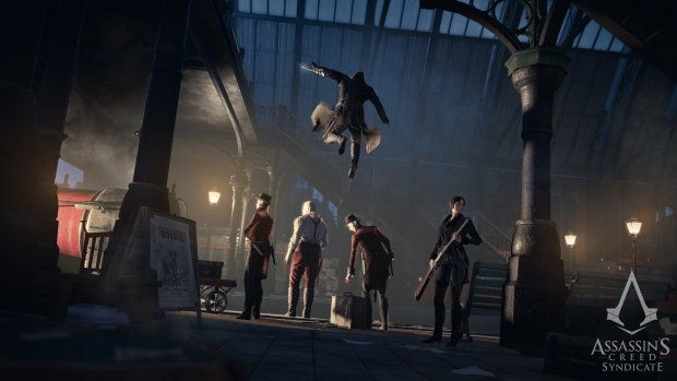 Assassins Creed Syndicate Video Game
