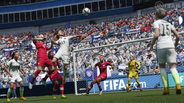 FIFA 16 Screenshot