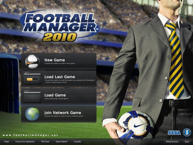 Football Manager 2010 Full Version