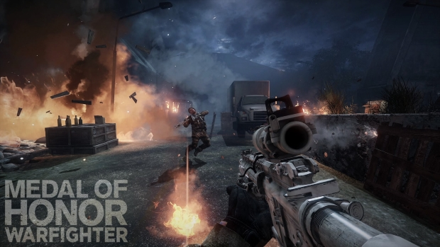 Medal of Honor Warfighter Screenshots