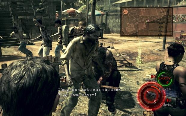 Resident Evil 5 Video Game