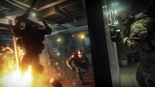 Tom Clancys Rainbow Six Siege Screenshot