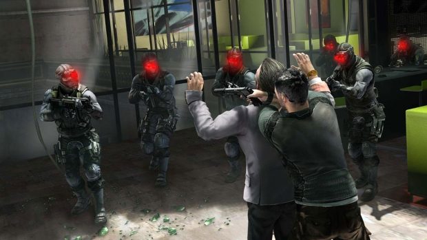 Tom Clancys Splinter Cell Conviction Video Game