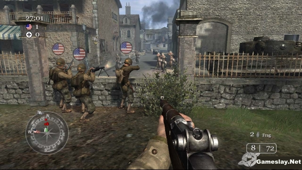 Image result for call of duty american rush2 gameplay