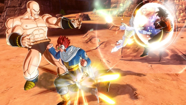 Dragon Ball Xenoverse Video Game