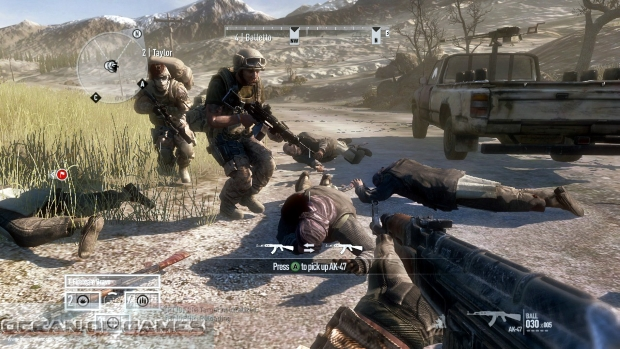 Operation Flashpoint Red River Video Game