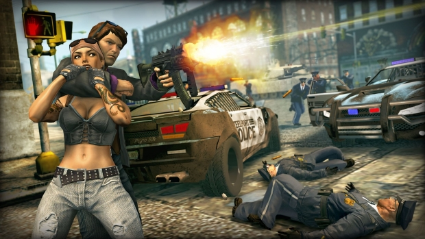Saints Row The Third Video Game