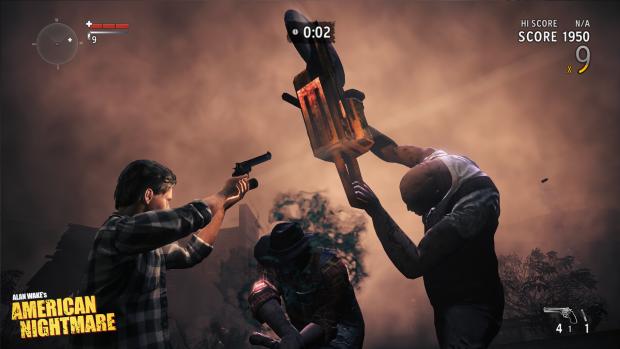 Alan Wakes American Nightmare Video Game