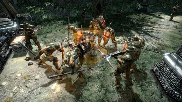 Blood Knights Screenshots