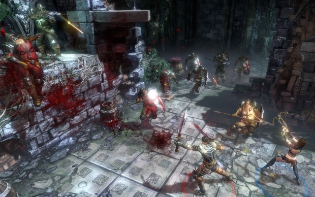 Blood Knights Video Game